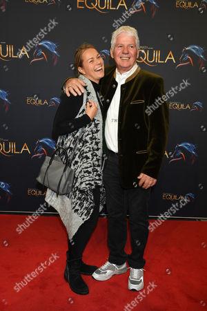 Thomas Stein mit Ehefrau Cornelia,