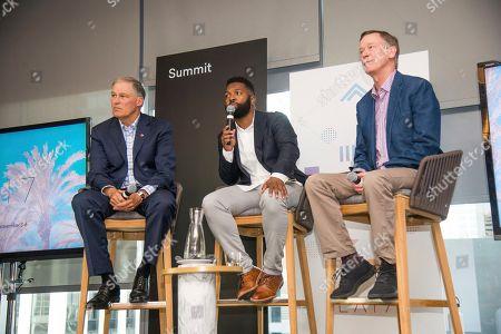 Editorial image of Summit LA17, Los Angeles, USA - 04 Nov 2017