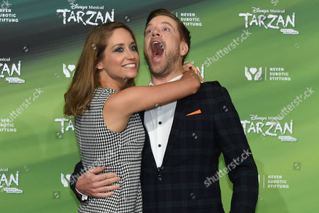 Editorial photo of Charity Event of Neven Subotic Foundation and Disney's Tarzan Musical, Oberhausen, Germany - 05 Nov 2017