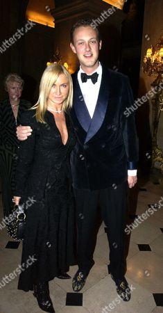Editorial photo of 37th Sir Winston Churchill Memorial Concert at Blenheim Palace 08 Mar 2003