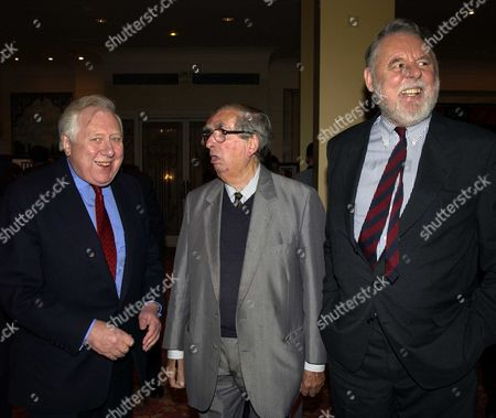 Editorial photo of 700th Foyles Lunch at The Grosvenor House Hotel on 08 May 2003