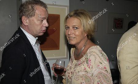 Peter Thompson and Celestia Fox