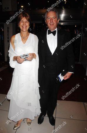 Caroline and William Waldegrave