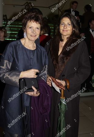 head of the BFI, Joan Bakewell and Cristina Odone