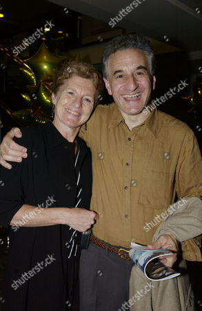 Henry Goodman with his wife Sue Parker