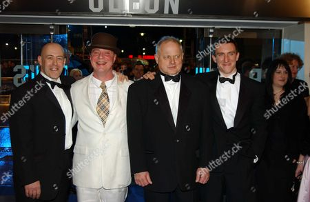 Ian Mercer and Robert Pugh, John DeSantis