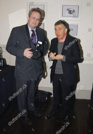Dominic O'Neill and James Peltekian