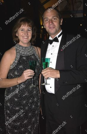 Steve Redgrave with his wife Ann Redgrave