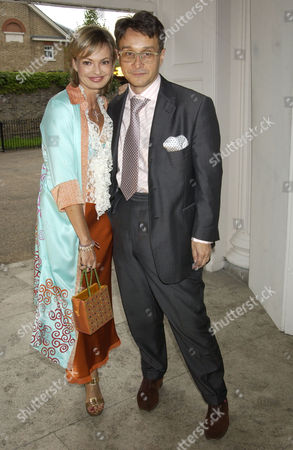 Countess Maya Von Schoenburg and Tomasz Starzewski