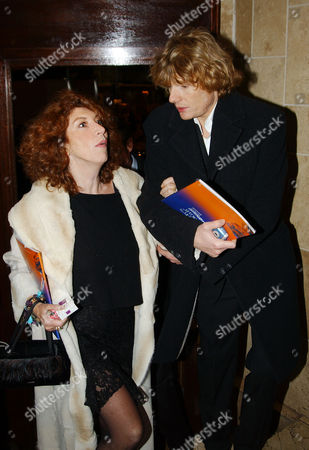 Nona Summers and Julian Rhind-Tutt
