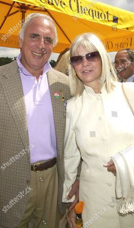 Bryan Morrison with his wife Greta Morrison