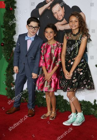 Stock Picture of Owen Wilder Vaccaro, Scarlett Estevez, Didi Costine