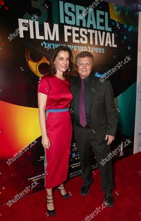 Editorial image of 31st Israel Film Festival Opening Night Gala, Los Angeles, USA - 05 Nov 2017