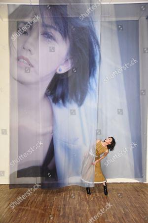 Editorial picture of Stefanie Sun album promotion, Taipei, Taiwan, China - 04 Nov 2017