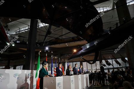 Editorial photo of G7 Health Minister, Milan, Italy - 06 Nov 2017