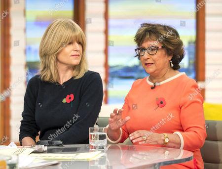 Rachel Johnson and Yasmin Alibhai-Brown