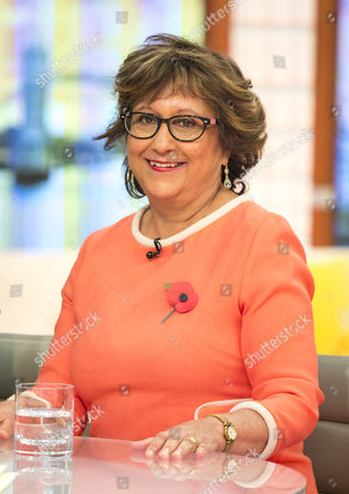 Editorial picture of 'Good Morning Britain' TV show, London, UK - 06 Nov 2017