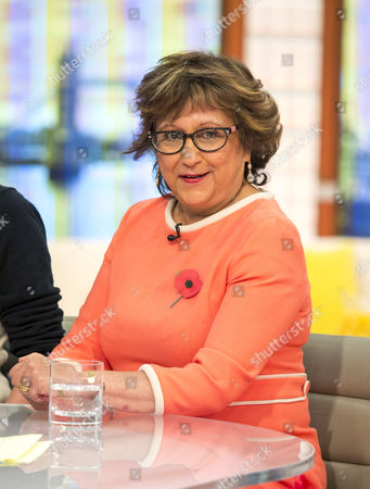 Editorial photo of 'Good Morning Britain' TV show, London, UK - 06 Nov 2017