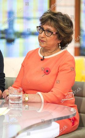 Editorial image of 'Good Morning Britain' TV show, London, UK - 06 Nov 2017