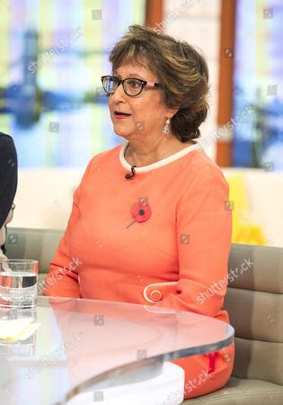 Stock Picture of Yasmin Alibhai-Brown