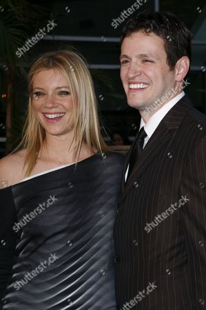 Amy Smart and Tom Malloy