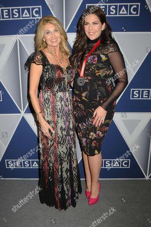 Editorial image of SESAC Nashville Music Awards, USA - 05 Nov 2017
