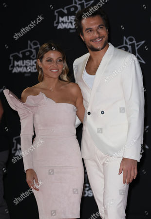 Stock Picture of Lital Haddad and Amir
