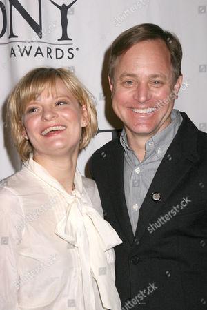 Editorial photo of 2009 Tony Awards Meet the Nominees Press Reception, New York, America - 06 May 2009