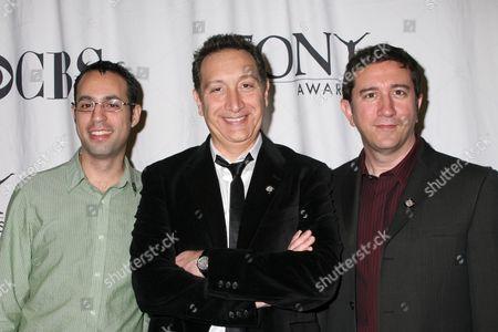 Stock Picture of David Lander, Moises Kaufman, David Binder