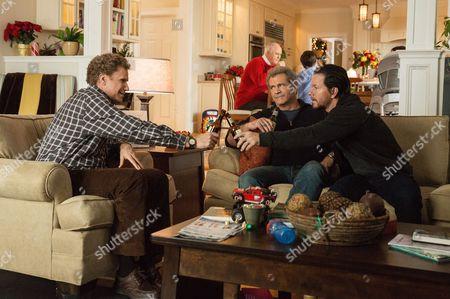 Will Ferrell, Mel Gibson, Mark Wahlberg, John Lithgow