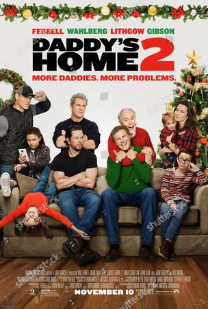"""Editorial photo of """"Daddy's Home 2"""" Film - 2017"""