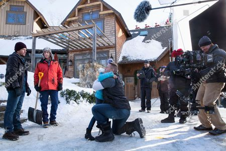 """Editorial image of """"Daddy's Home 2"""" Film - 2017"""