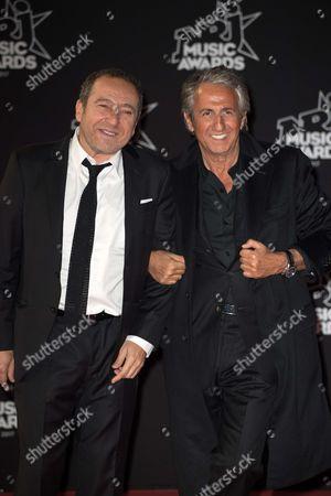 Patrick Timsit and Richard Anconina