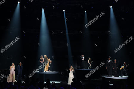 "Editorial photo of ""American Idol"" Farewell Season Finale - Show, Los Angeles, USA - 7 Apr 2016"