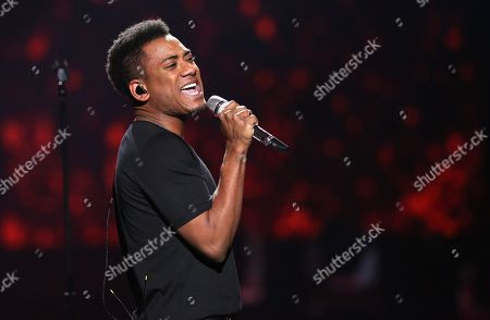 """Editorial picture of """"American Idol"""" Farewell Season Finale - Show, Los Angeles, USA - 7 Apr 2016"""