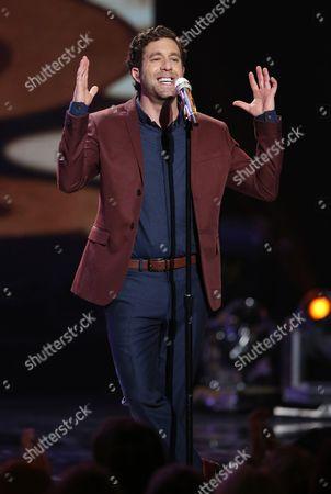 "Editorial image of ""American Idol"" Farewell Season Finale - Show, Los Angeles, USA - 7 Apr 2016"