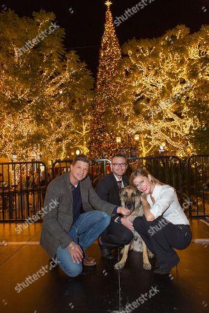 "Editorial photo of ""Operation Christmas"" LA Screening, Los Angeles, USA - 14 Nov 2016"