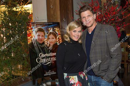 "Editorial picture of ""Operation Christmas"" LA Screening, Los Angeles, USA - 14 Nov 2016"