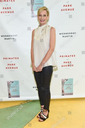"""Author Wednesday Martin attends the """"Primates Of Park Avenue"""" book release event at the Children's Museum of the East End in Bridgehampton, in New York"""