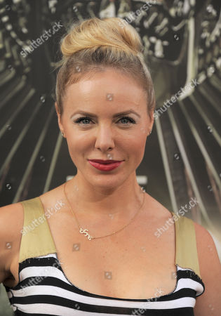"""Shirly Brener attends the premiere for """"The Expendables 2"""" at Grauman's Chinese Theatre on in Los Angeles"""