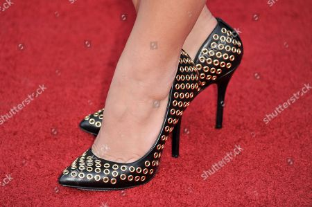 """Editorial picture of """"The Voice"""" Top 12 Red Carpet Event, Universal City, USA - 15 Apr 2014"""