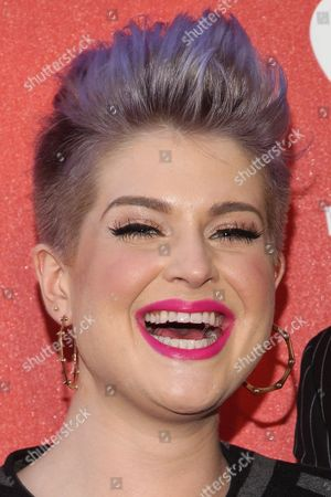 Kelly Osborne attends the 10th annual MusiCares MAP Fund Benefit Concert at Club Nokia on in Los Angeles