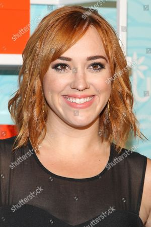 Andrea Bowen attends the 11th Annual Inspiration Awards at the Beverly Hilton, in Beverly Hills, Calif