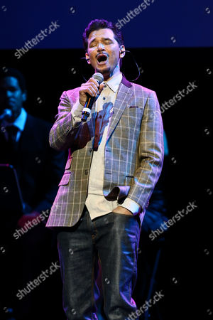 El DeBarge performs at the 12th Annual MusiCares MAP Fund Benefit Concert held at The Novo by Microsoft, in Los Angeles