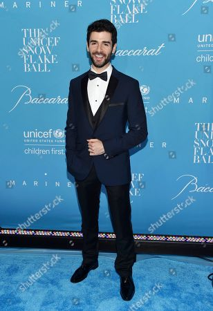 Adam Kantor attends the 12th Annual UNICEF Snowflake Ball at Cipriani Wall Street, in New York
