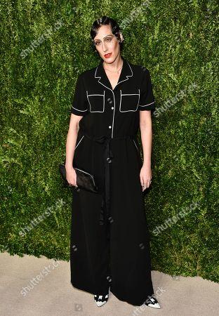 Editorial photo of 13th Annual CFDA / Vogue Fashion Fund Gala, New York, USA - 7 Nov 2016