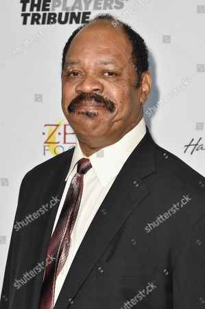 Artis Gilmore arrives at the 15th Annual Harold and Carole Pump Foundation Gala held at the Hyatt Regency Century Plaza,, in Los Angeles