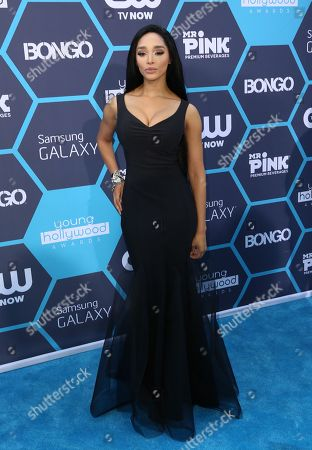 Darnaa at the 16th Annual Young Hollywood Awards at The Wiltern on in Los Angeles, California