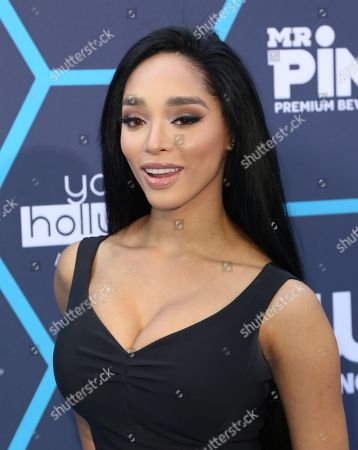 Stock Image of Darnaa at the 16th Annual Young Hollywood Awards at The Wiltern on in Los Angeles, California