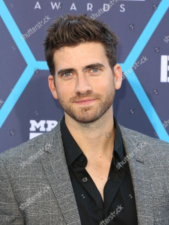 Ryan Rottman seen at the 16th Annual Young Hollywood Awards at The Wiltern on in Los Angeles, California